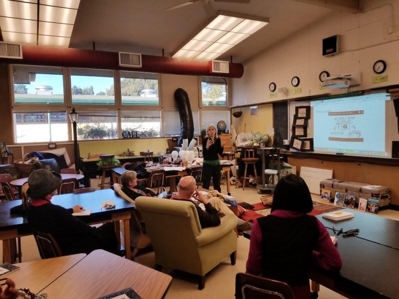 LID Vision Day workshops reinforce teaching methods