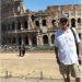 Vegesna Grant recipient shares benefits of Rome classes with students, fellow faculty members