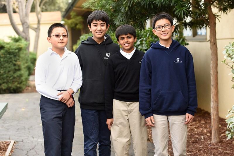 Grade 7 team is a global finalist in DECA Idea Challenge