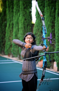 Kudos: Grade 7 archer takes silver in 2017