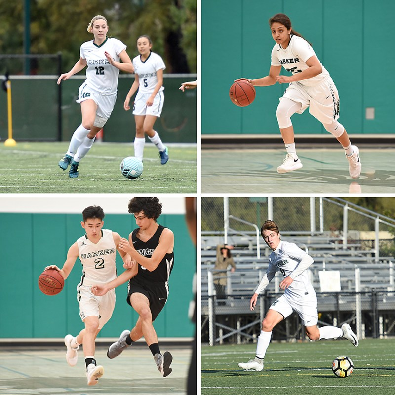 Harker athletes well-represented on winter All-League teams