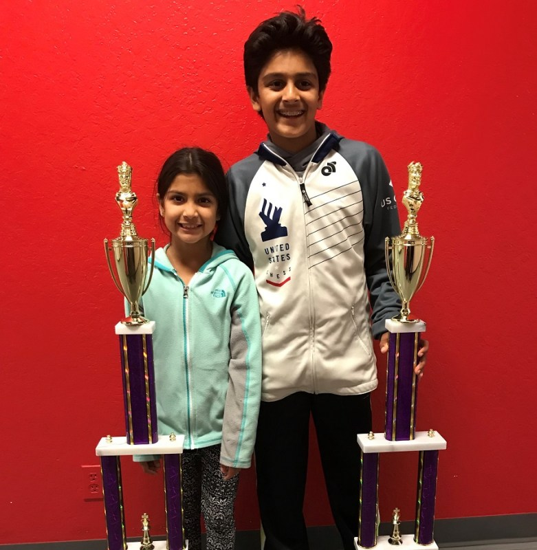 Lower school competitors victorious at U.S. National Junior Chess Congress