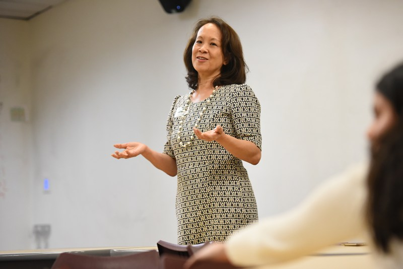 CareerConnect speaker offers advice on careers in the humanities
