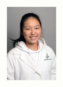 Amy Jin '18 awarded prestigious Davidson Fellowship for project on tracking surgical tools