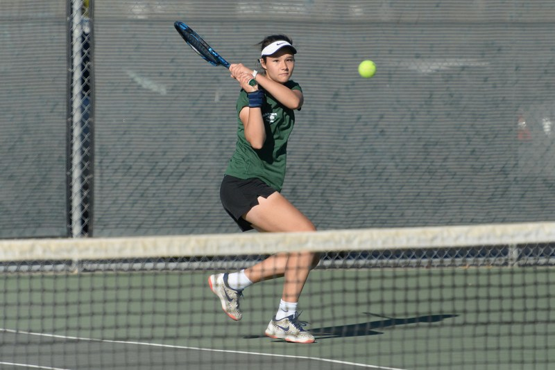 Girls golf takes seventh in NorCal; cross country and girls tennis doubles still alive in CCS