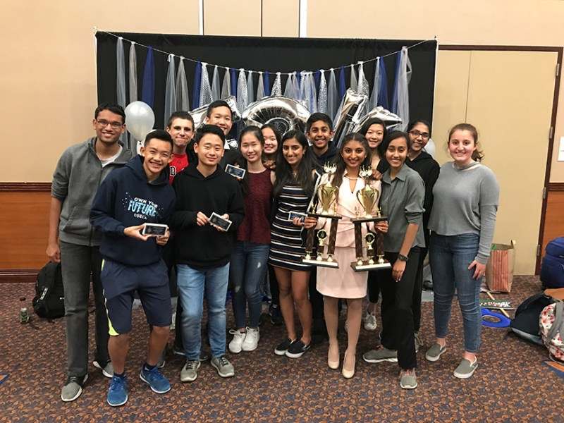 Speech and debate team has fabulous fall results