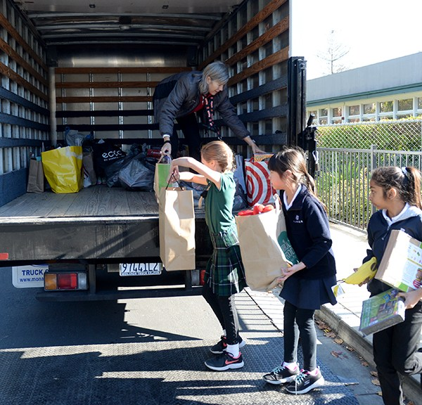 Grade 4 toy drive donates 550 toys, hot chocolate fundraisers benefit Camp Fire victims