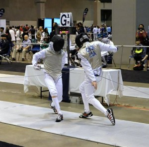 Updated: Harker fencers from three campuses participate in more than a score of events, many medals earned