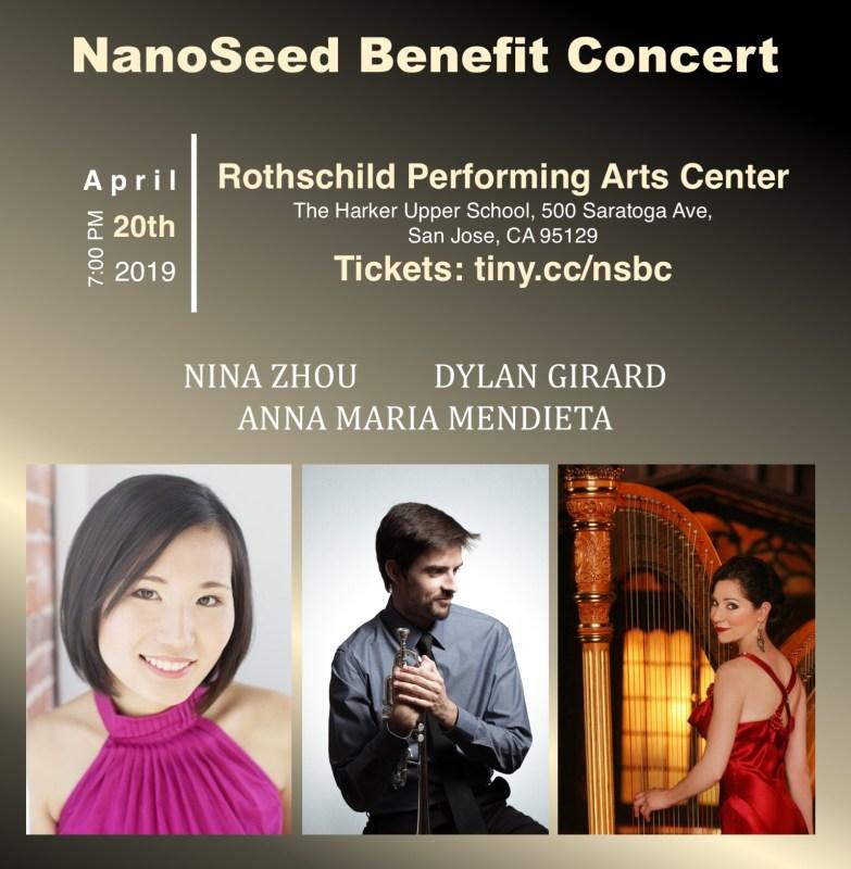 Student-run NanoSeed hosting benefit concert this Saturday