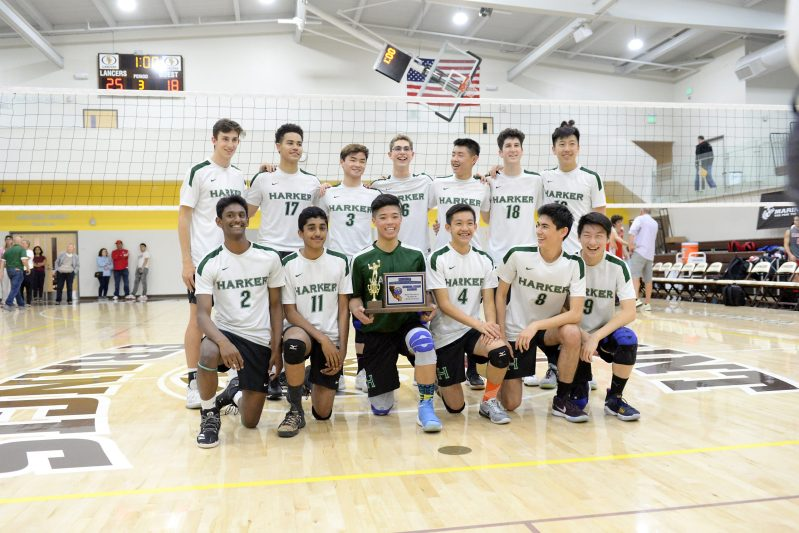 Swimmers take fourth in state as boys volleyball wins first CCS team title in school history