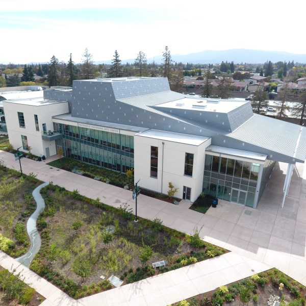 Rothschild Performing Arts Center awarded gold LEED certification, third campus building so awarded