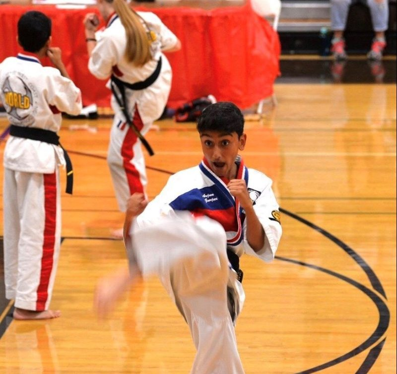 Kudos: Eighth grader earns second-degree black belt after rigorous three-day test