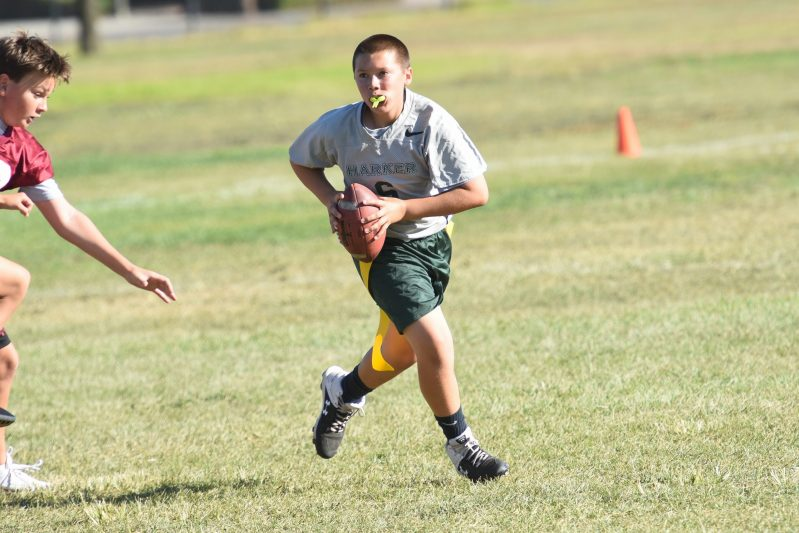 Lower and middle school complete another successful fall season