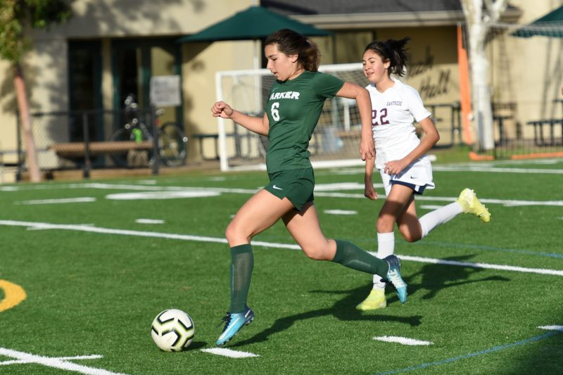 Girls soccer remains undefeated, leading the way in winter sports