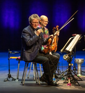 Kronos Quartet brings imaginative repertoire to Harker Concert Series closer