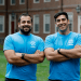 Alumni brothers' non-profit develops tool to help refugees during pandemic