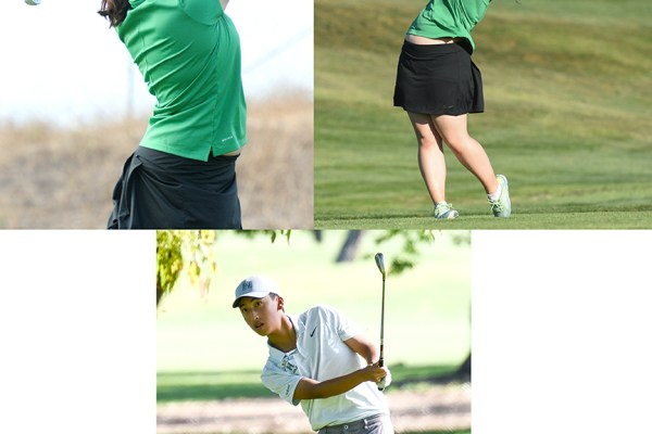 Three Eagles named finalists for national golf and community service award
