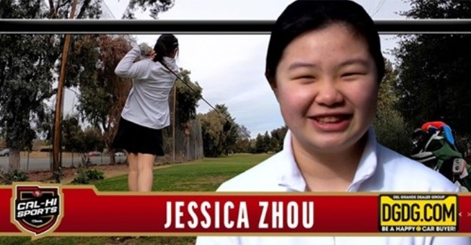 VIDEO: Sophomore golfer featured on 49ers Cal-Hi Sports
