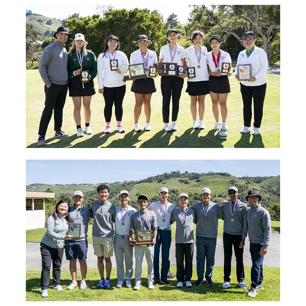 Boys and girls golf become CCS champions, girls b-ball in semifinals