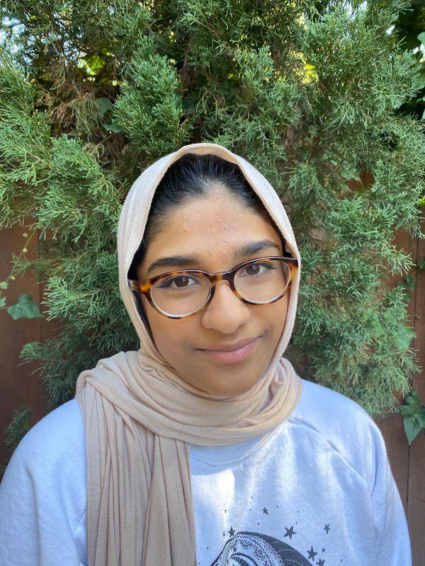 Sarah Mohammed, rising junior, named National Student Poet