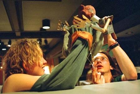 Puppet Macbeth