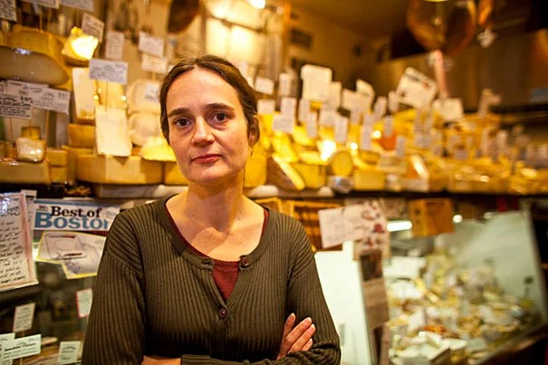 """Heather Paxson is a student of how people infuse their lives with meaning, and the everyday ethical choices that come with that. She is a Radcliffe Fellow this year, writing a book on what she calls the """"ecologies of value"""" in making American artisanal cheese."""
