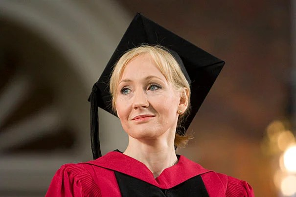Text of J.K. Rowling's speech