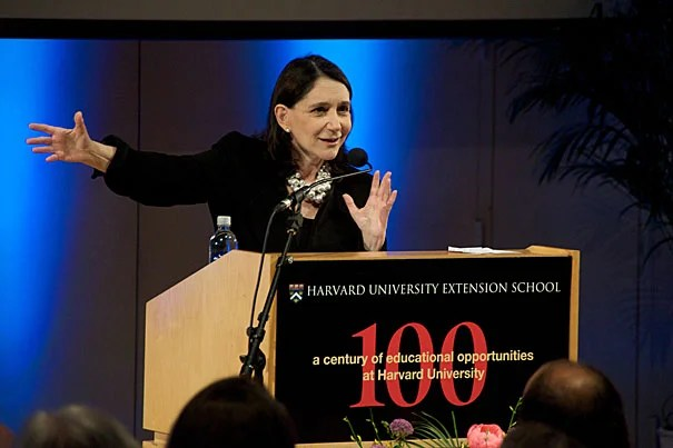 In this thought-provoking lecture, Turkle, who is founder and director of the MIT Initiative on Technology and Self, shared her observations on the significant impact technology has had on our personal lives — on our children, our families, and our notions of privacy, and how it has offered us less than positive substitutes for direct face-to-face connection with people in a world of machine-mediated relationships on networked devices.