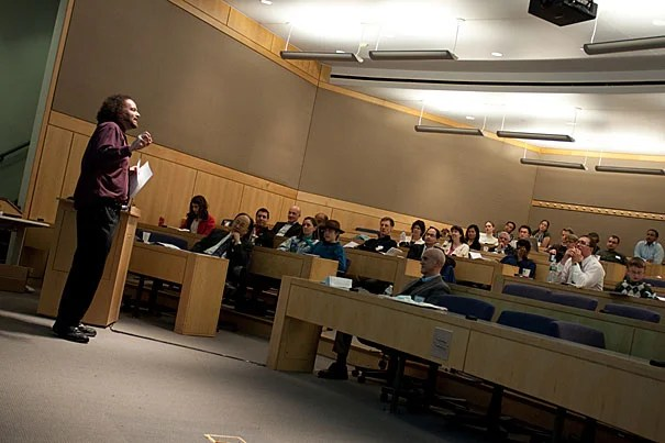 University of Toronto statistics Professor Jeffrey Rosenthal delivers the inaugural David K. Pickard Memorial Lecture held in honor of the late statistics professor who was known for his passion, accessibility, patience, and clarity.