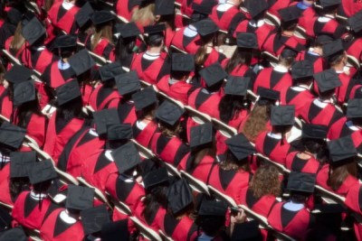 Did you know that Benjamin Franklin received the first honorary degree in 1753? Or that more than 2,000 honorary degrees were conferred before one was granted to a woman? Harvard's Commencement is rich with tradition, age-old conventions, and little-known facts.
