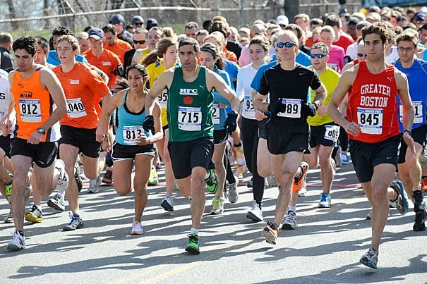 """""""I think people want to understand why they like running and why even average humans are so good at it, and why some people are so unbelievably good at it,"""" said Daniel Lieberman, professor and chair of human evolutionary biology and principal investigator in the department's Skeletal Bio Lab. """"There's a reason people love a marathon: They actually enjoy it. It's not a nasty chore. It's a celebration of the human body."""""""