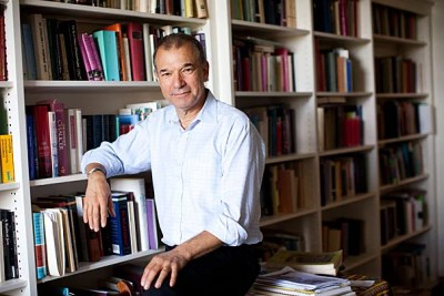 """Harvard Professor Stephen Greenblatt's book, """"The Swerve: How the World Became Modern,"""" has been awarded a Pulitzer Prize. In its citation, the Pulitzer board described Greenblatt's book as """"a provocative book arguing that an obscure work of philosophy, discovered nearly 600 years ago, changed the course of history by anticipating the science and sensibilities of today."""""""