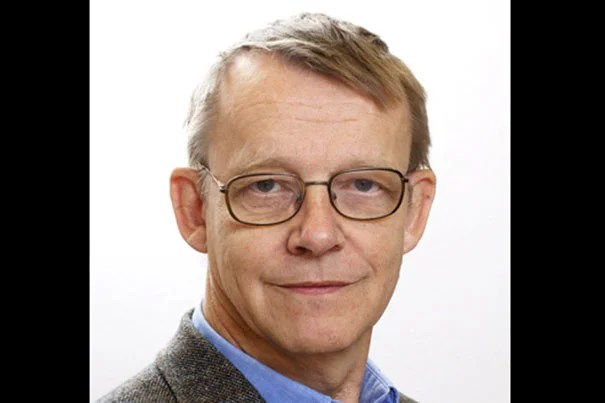 Hans Rosling will speak about his global health disparities work to 200 undergraduate students and faculty at a dinner given in his honor by the masters of Winthrop House. He will present the Pickard Lecture for the Harvard Statistics Department, the co-sponsor of his visit, on Oct. 25 at noon in Payne Hall.
