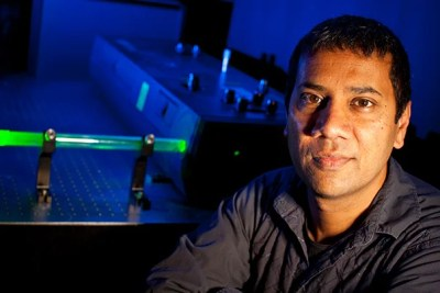 """""""For most animals, smell is a very, very important thing,"""" said Harvard Professor Venkatesh Murthy. """"If they are in an environment where there's one overwhelming smell that's irrelevant, they need to be able to detect a weak smell that may signal danger."""" Earlier studies had hinted that the interneurons in the olfactory bulb are the primary target of the feedback signals, but Murthy's study is the first to prove it."""
