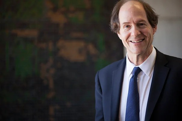Cass Sunstein, Harvard's latest University Professor.