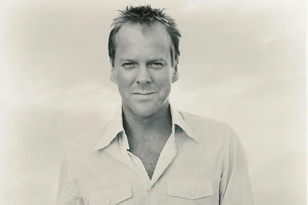 "Kiefer Sutherland is a prolific and award-winning actor who recently starred in the critically acclaimed Fox drama ""24,"" for which he won a Golden Globe, an Emmy, and two SAG awards."