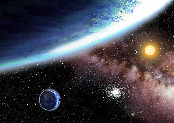 Astronomers have found a planetary system orbiting the star Kepler-62. This five-planet system has two worlds in the habitable zone — the distance from their star at which they receive enough light and warmth for liquid water to theoretically exist on their surfaces.