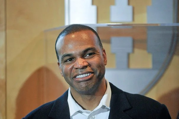 Harvard's Tommy Amaker will be inducted into the Washington Metropolitan Basketball Hall of Fame on Sept. 24.