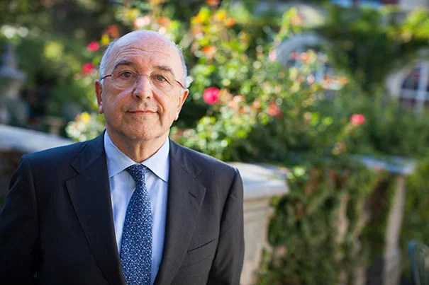 """""""The day after Lehman Brothers went bust, Europe was not prepared to deal with the crisis. We didn't have the tools,"""" said Joaquín Almunia, European Commission vice president, who spoke at the Minda de Gunzburg Center for European Studies."""