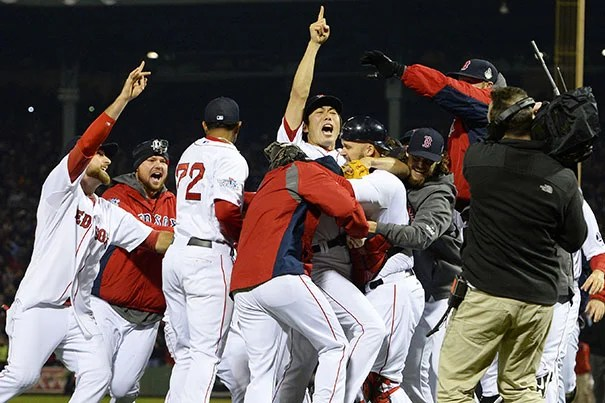 """The Red Sox beards were wacky but set them apart. It was a little thing, but it gave players a way to publicly demonstrate their solidarity and camaraderie,"" said HBS Professor Jeffrey T. Polzer in examining the team's success. ""When you see team members helping each other and having fun together, that's a good sign."""