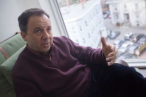 """In his new book, Pulitzer Prize-winning journalist Ron Suskind discusses his son Owen's regressive autism and how Disney movies helped to enhance his speech, social appropriateness, and contact with others. """"Research scientists have been calling by the minute,"""" said Suskind."""