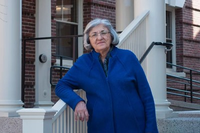 A professor in the department of epidemiology and population health at the American University of Beirut, Huda Zurayk has spent years trying to promote health in the Arab world. Today at 4 p.m. she will deliver the Rama S. Mehta Lecture at the Radcliffe Institute for Advanced Study.