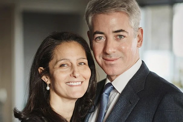 """""""Supporting innovation and new approaches to creating sustainable change is a vital part of what The Pershing Square Foundation was established to do,"""" said Bill Ackman, who founded Pershing Square with his wife, Karen. The Pershing Foundation awarded Harvard $17 million to support its Foundations of Human Behavior Initiative."""