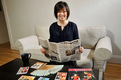 Jieun Baek left a lucrative job at Google for the Kennedy School, where she gained more determination to help North Koreans gain access to information.