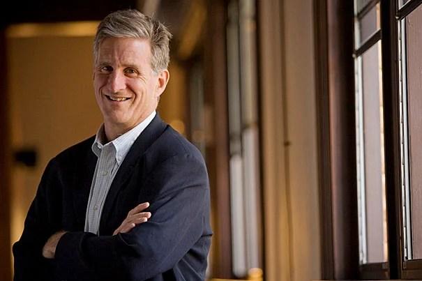 "Harvard Graduate School of Education's Richard Weissbourd discusses his lastest report, ""The Children We Mean to Raise."""