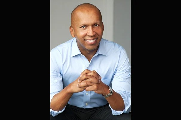 Harvard Kennedy School's PolicyCast features alumnus Bryan Stevenson, who addresses issues of racial and financial inequality in the U.S. justice system.