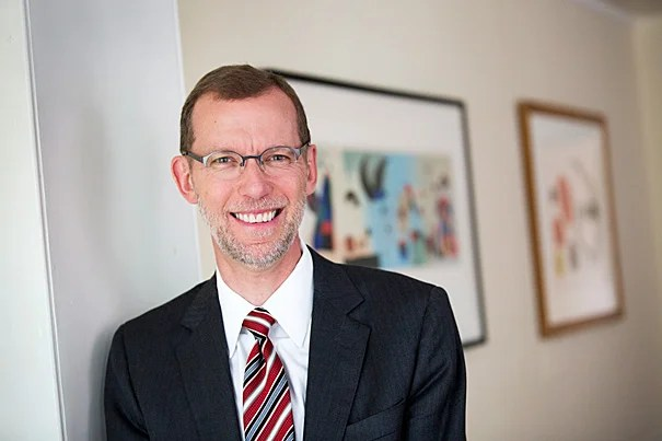 """I am honored to have been chosen by President Faust to serve as dean of the Harvard Kennedy School,"" said Douglas Elmendorf. ""During my public service, I have seen firsthand the essential role of innovative policy ideas and outstanding people to put those ideas into practice, and the Harvard Kennedy School is the pre-eminent provider of both to governments in this country and around the world."""