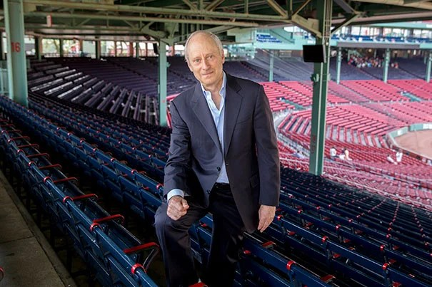 Professor Michael Sandel will lead a conversation on ethics and the meaning of citizenship Oct. 4 at Faneuil Hall. Due to predictions of bad weather, the forum was moved from Fenway Park.