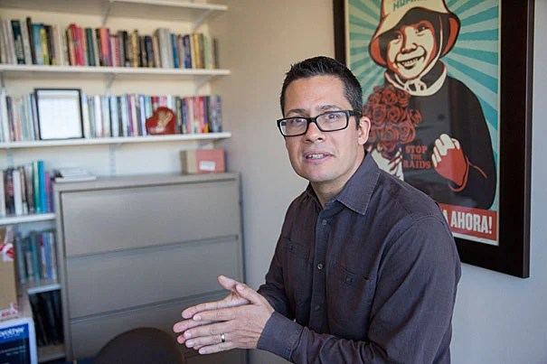 Sociologist and assistant professor at Harvard Graduate School of Education Roberto Gonzales has written a book on the plight of undocumented young adults in the United States.