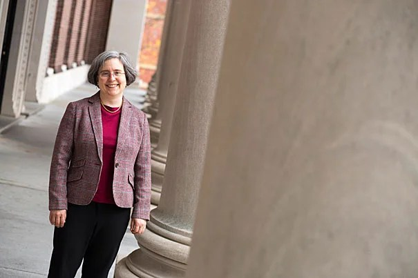 """Ann Blair's extraordinary scholarship and teaching illuminate timeless questions and historical practices at the very heart of what scholars do and why what they do matters to the world,"" said Harvard President Drew Faust."